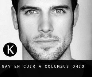 Gay en cuir à Columbus (Ohio)