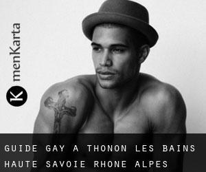 rencontre telephone gay bars à Thonon les Bains