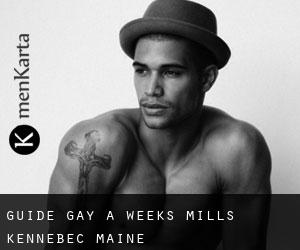 guide gay à Weeks Mills (Kennebec, Maine)
