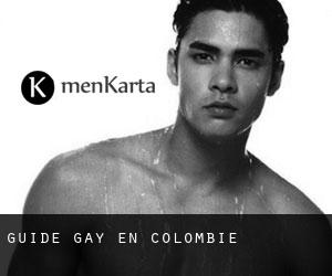 Guide gay en Colombie