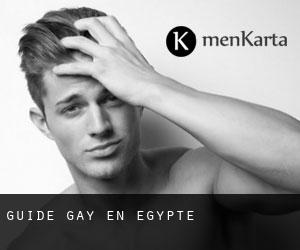 Guide gay en Égypte