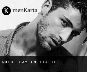 Guide gay en Italie