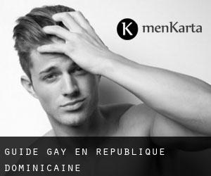 Guide gay en République Dominicaine