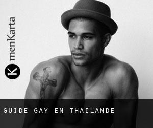 Guide gay en Thaïlande